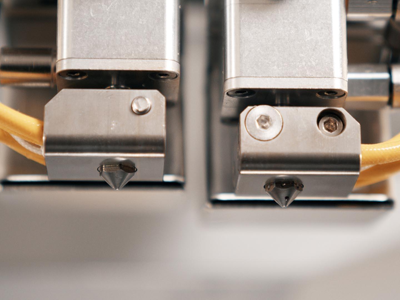 3D Drucker - TiQ 5 Dual Extruder