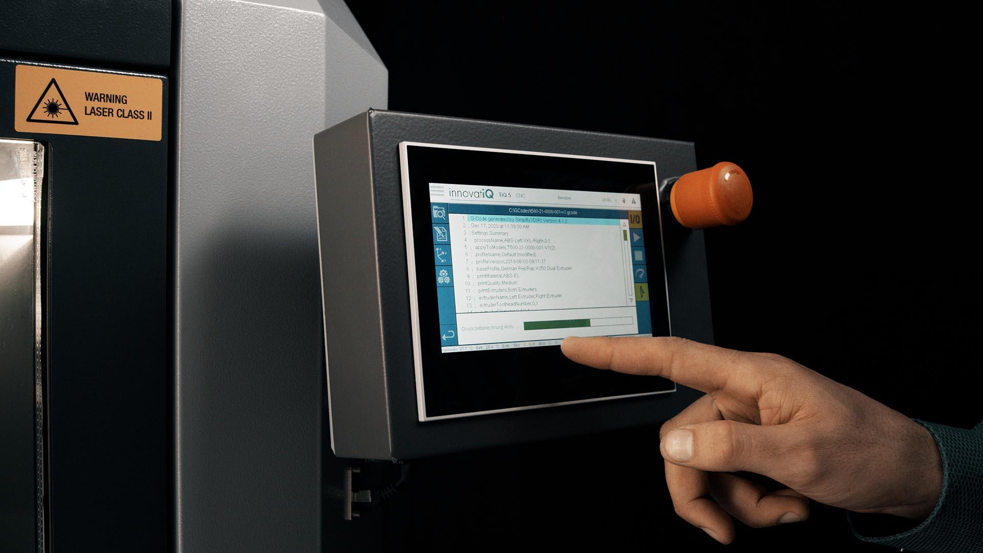 3D Drucker - TiQ 5 GestiQ Pro