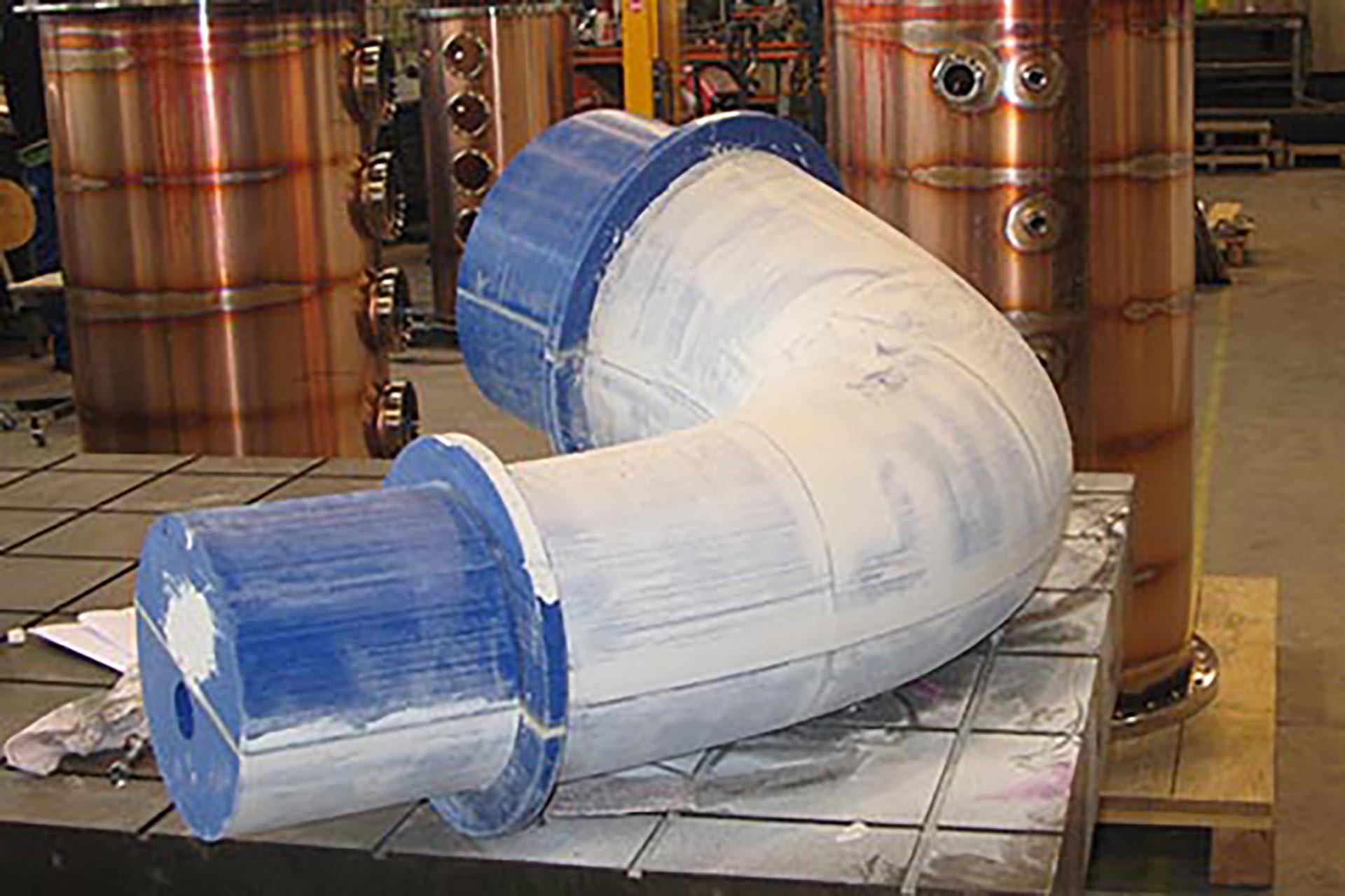 Gusskern für die Carl GmbH