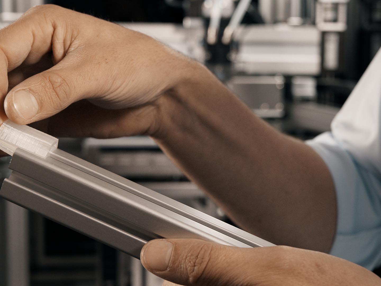 3D Printer - LiQ320 Component Application