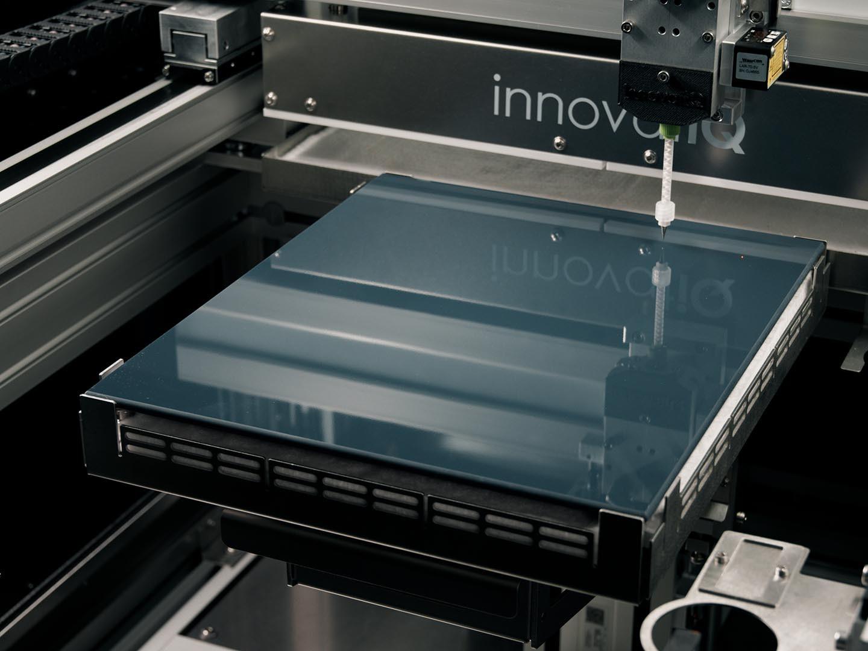 3D Drucker - LiQ320 Druckbett