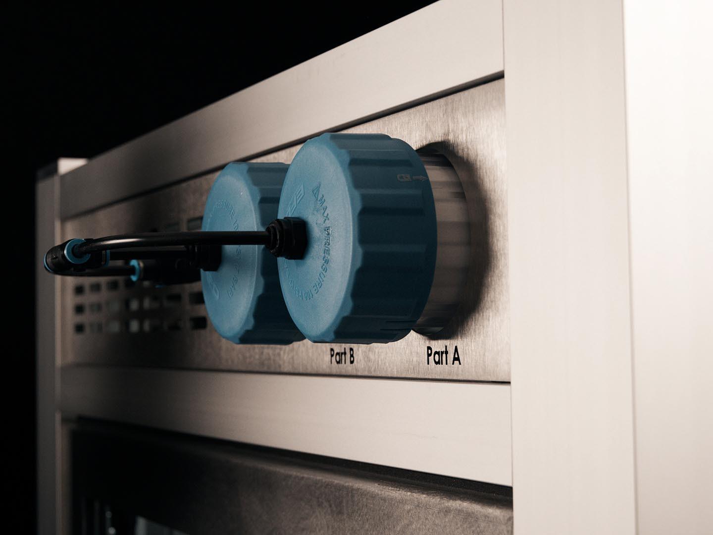 3D Drucker - LiQ320 Material Behälter