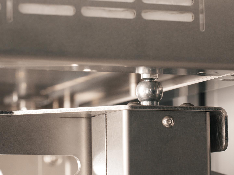 3D Drucker - LiQ320 Nivellierung