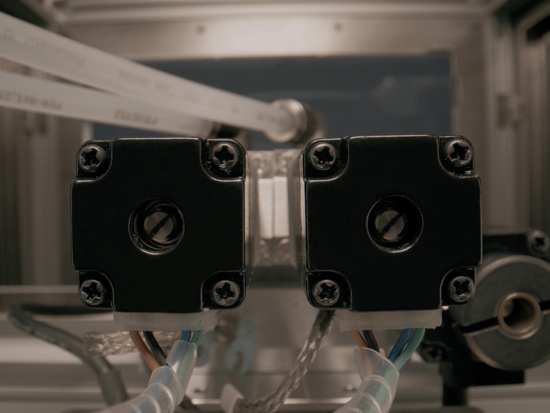 3D Drucker - LiQ320 Stemmotoren