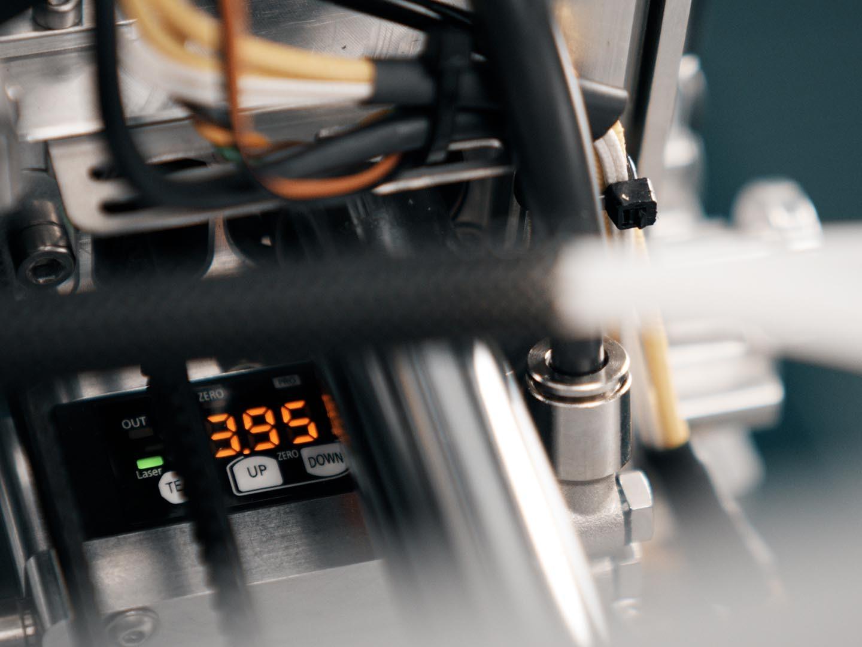 3D Drucker - TiQ 5 Nivellierung