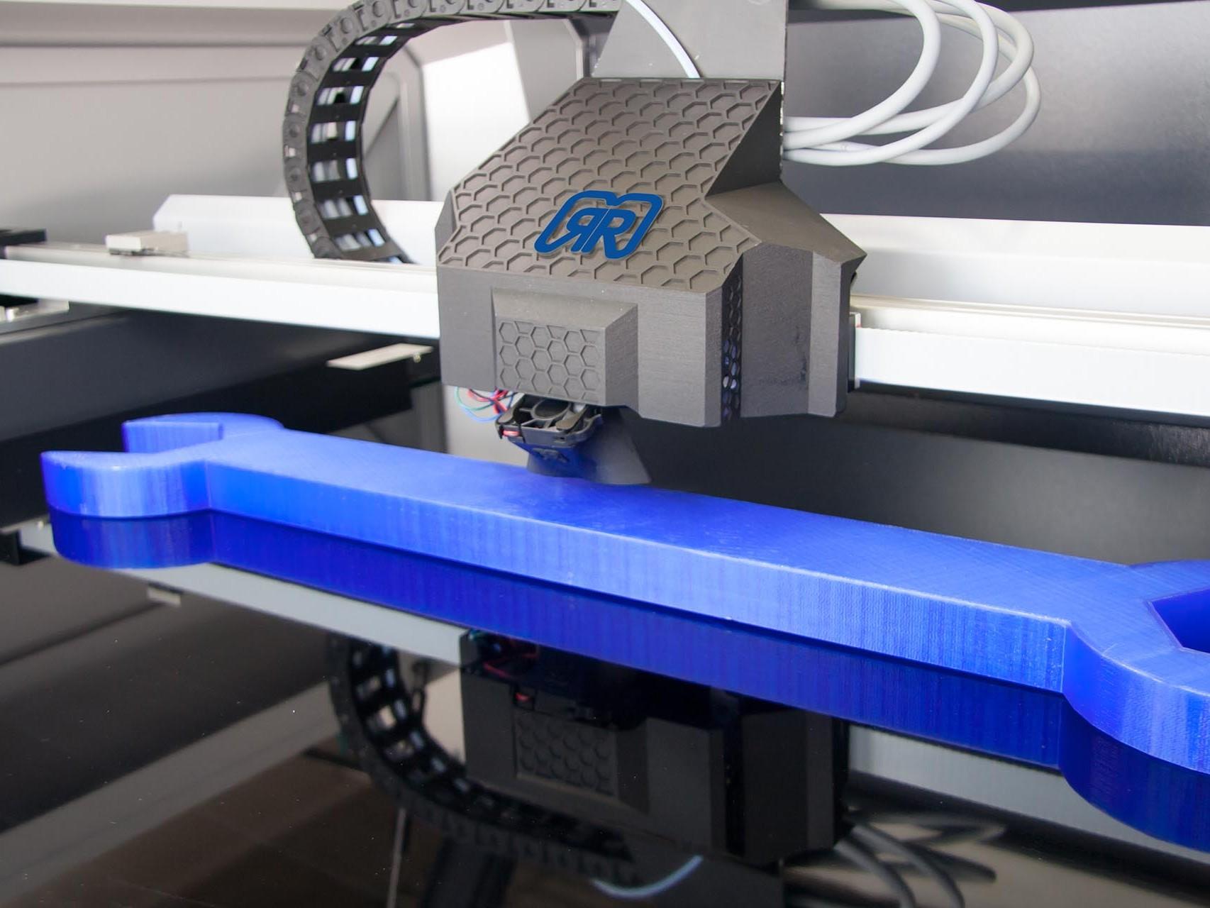 3D Drucker - x1000 Bauteil Druck