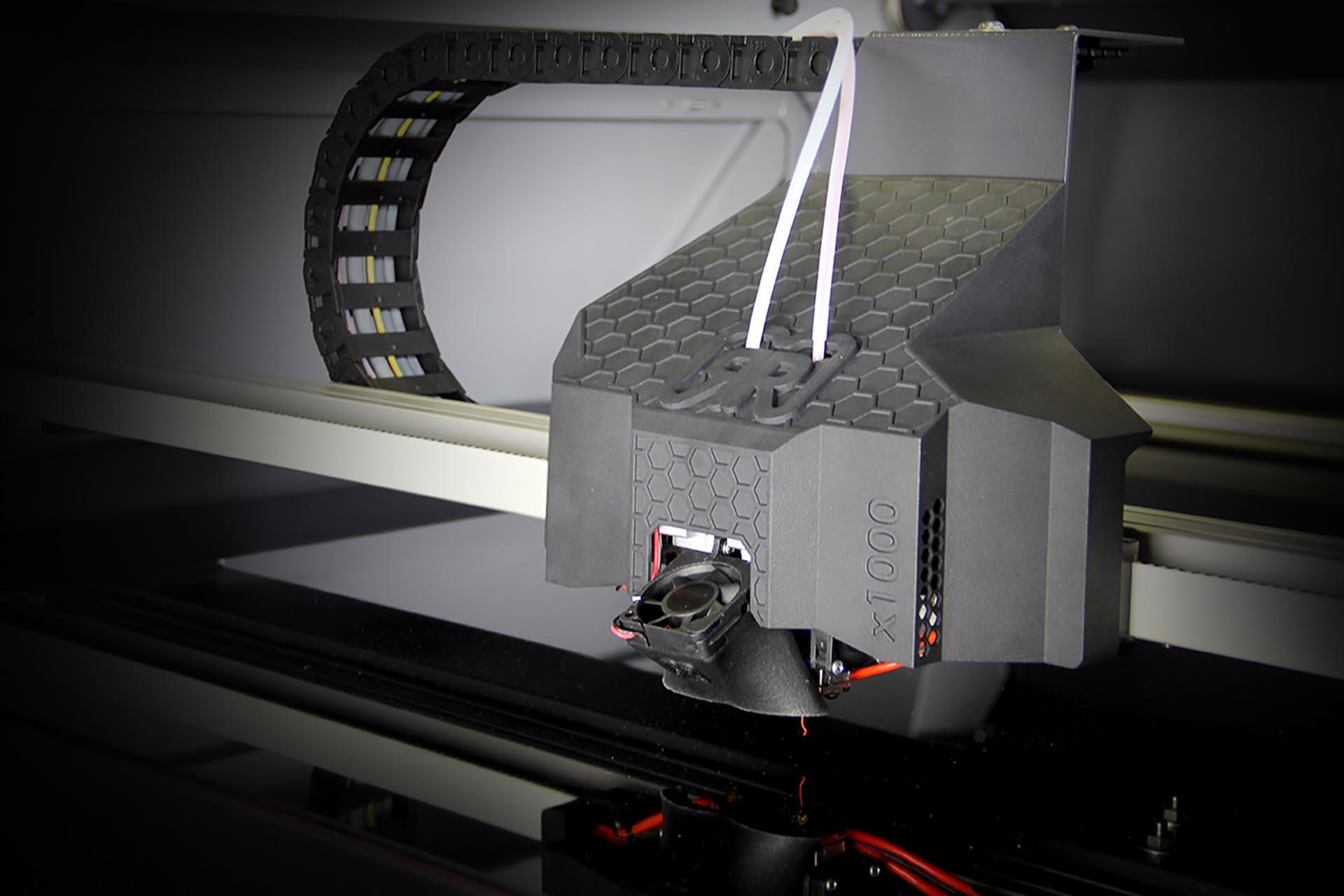 3D Drucker - x1000 Druckkopf