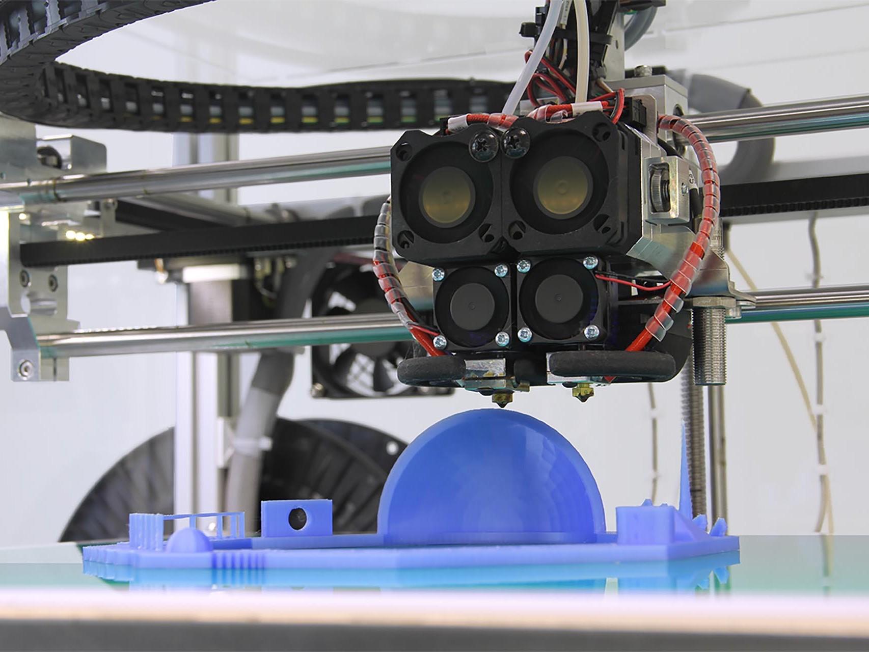 3D Drucker - x400 Druckkopf