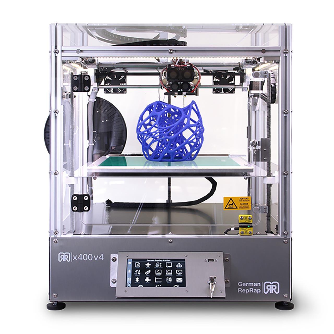 3D Drucker x400 Front