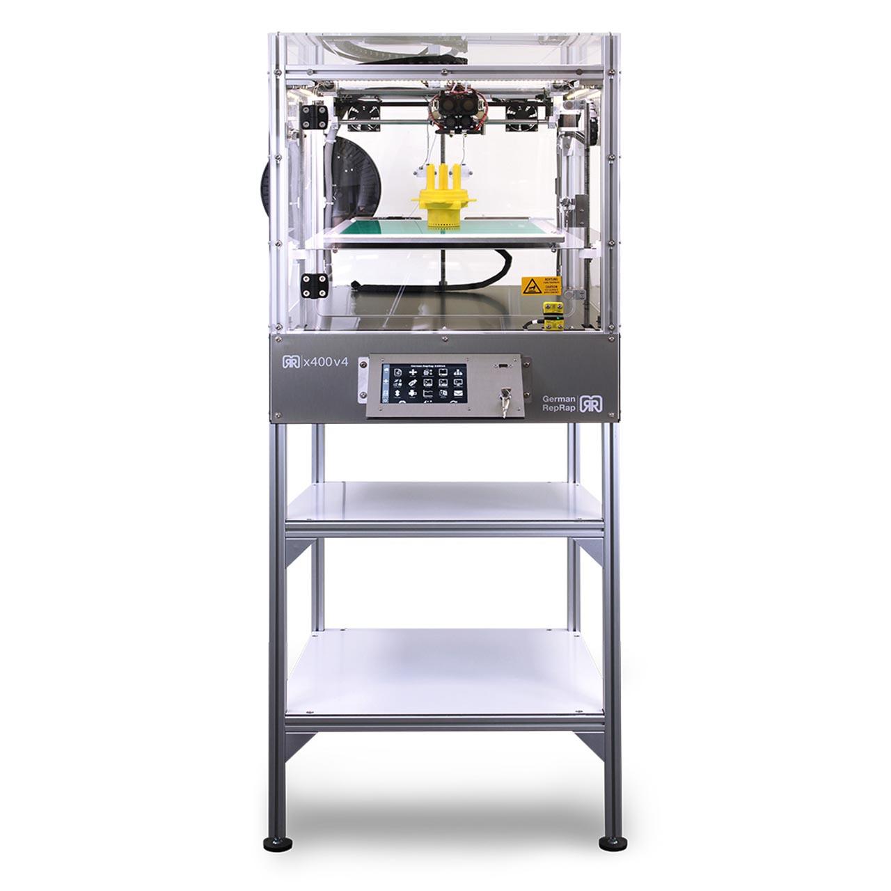 3D Drucker - x400 Front Tisch Bauteil