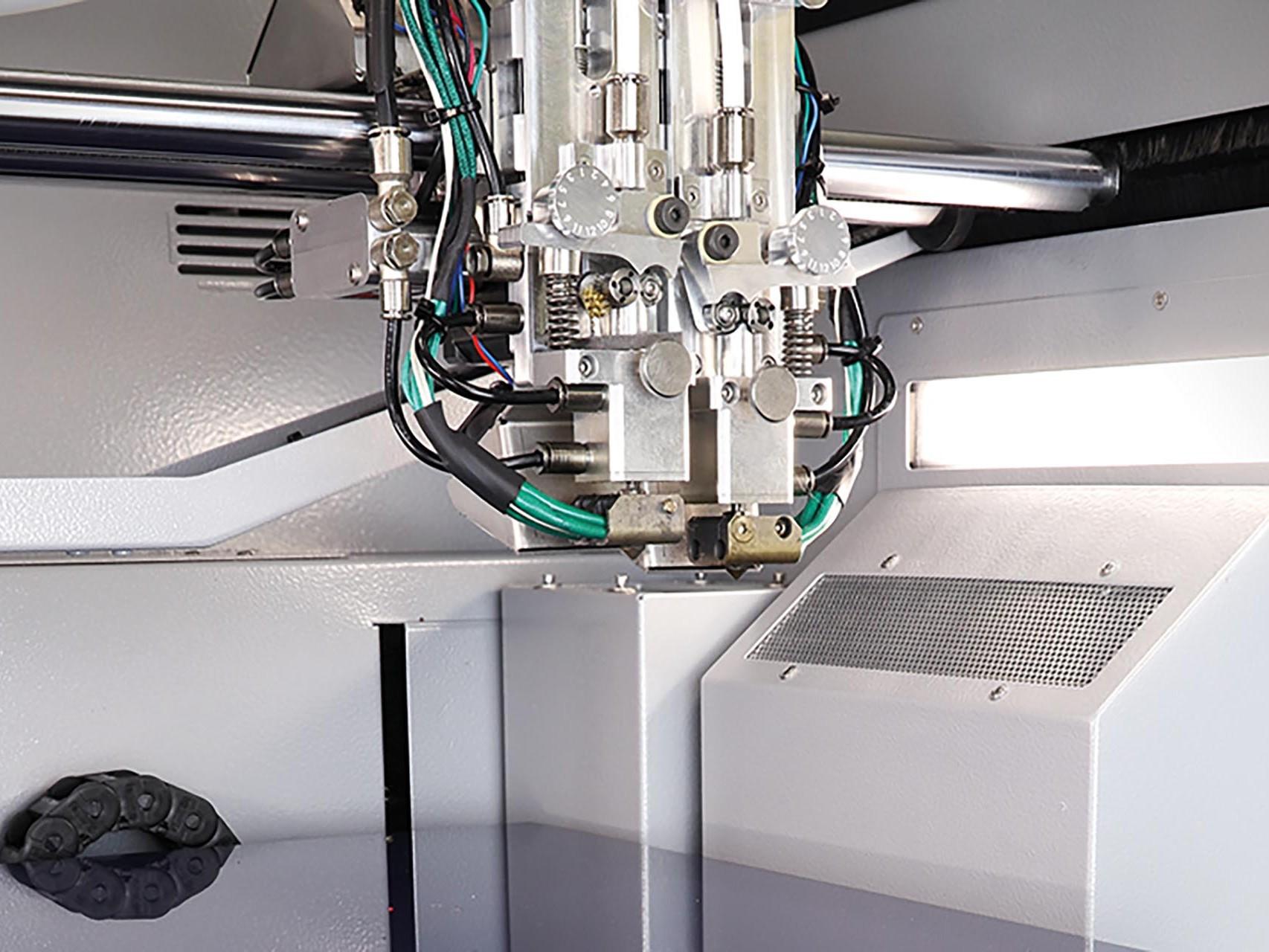 3D Drucker - x500 Bauraum Beheizt