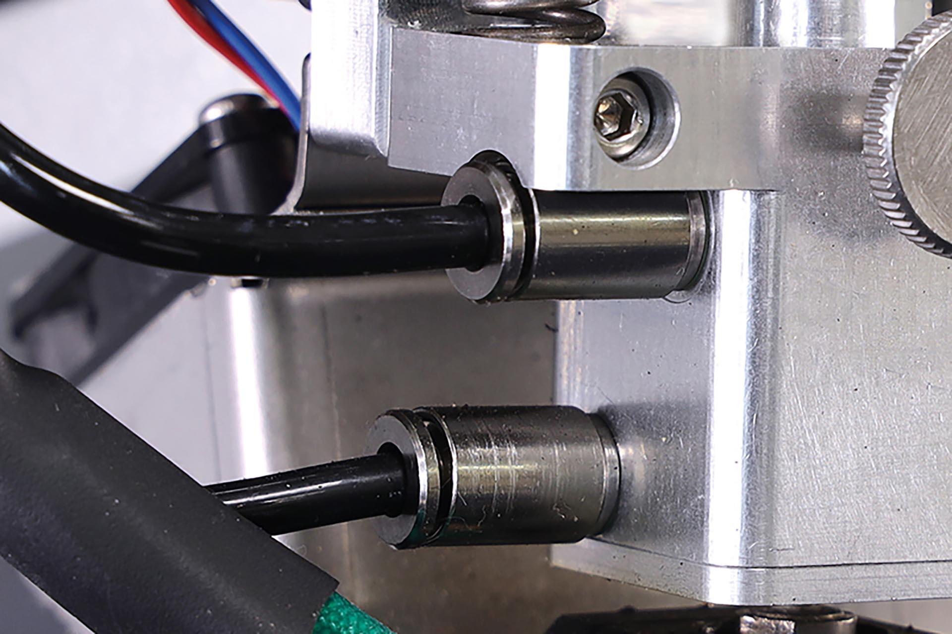 3D Drucker - x500 Druckkopf Kühlung