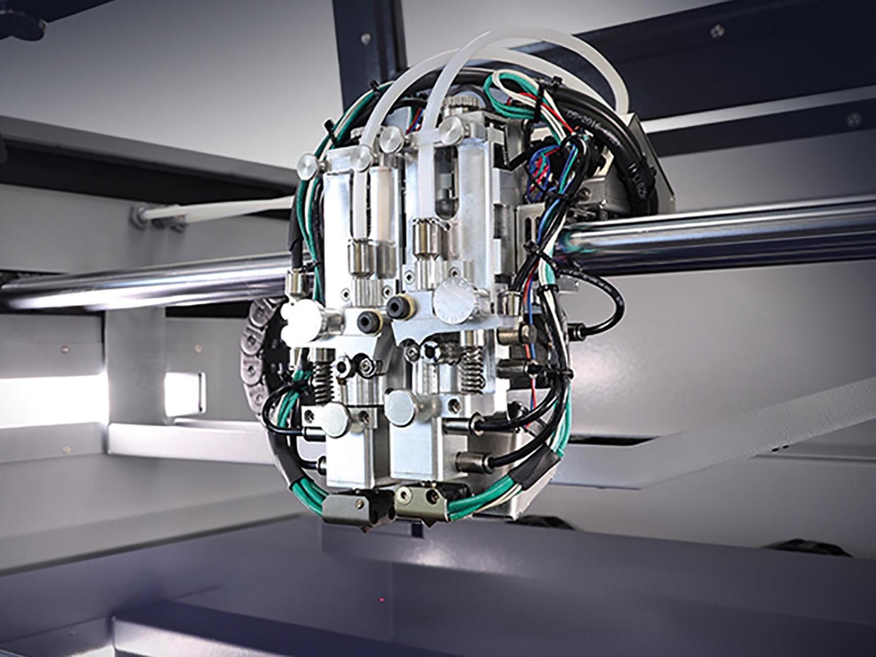 3D Drucker - x500 Druckkopf