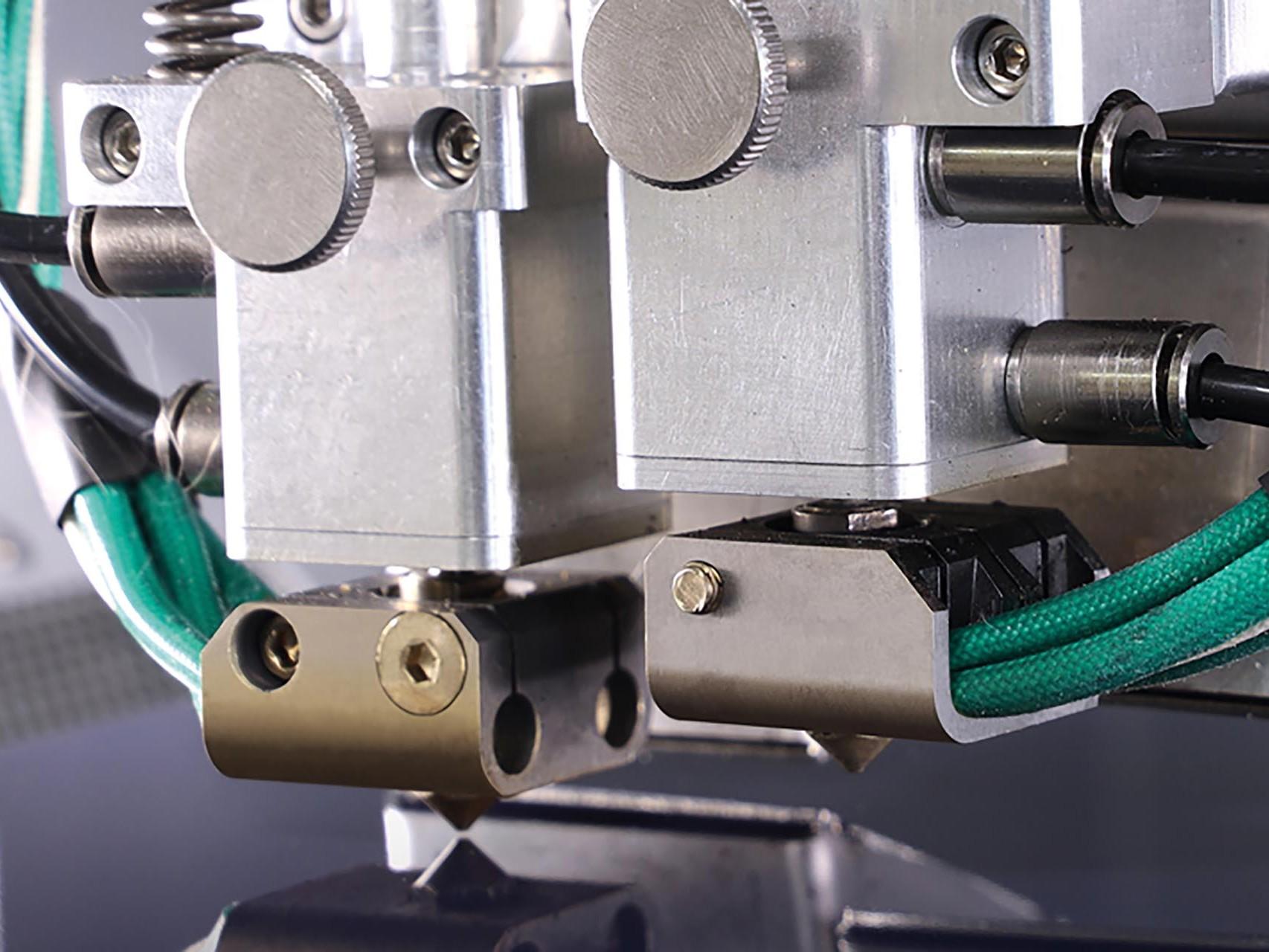 3D Drucker - x500 Dual Druckkopf