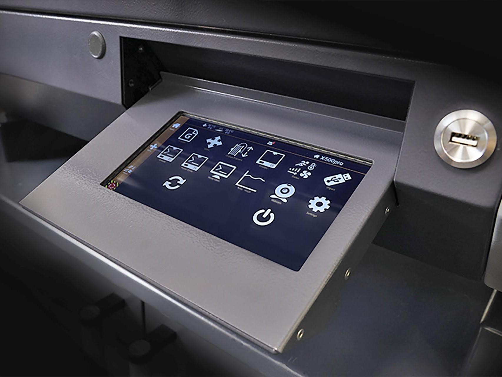 3D Drucker - x500 HMI