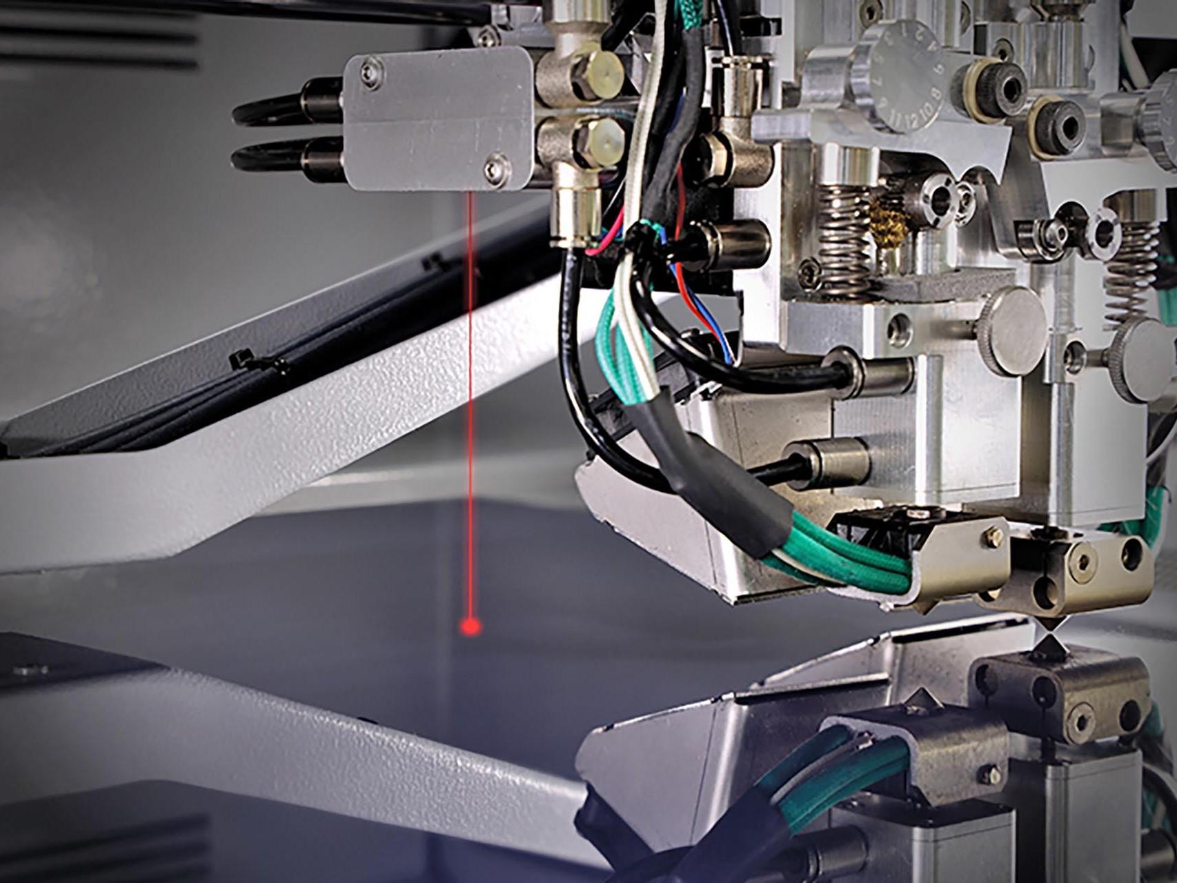 3D Drucker - x500 Nivellierung