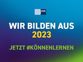 Ausbildungsbetrieb - IHK 2021
